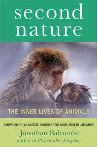 New Discoveries in Animal Intelligence are Revealed in Jonathan Balcombe's Book Second Nature