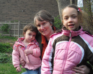 Enterprising Chicago Mom Teaches Compassionate Living to Family and Community