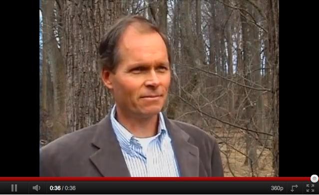 Author, ethologist and biologist Dr. Jonathan Balcombe