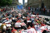 Paris march to close slaughterhouses