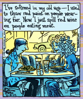 Bizarro Comics cartoon