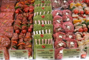 whole foods market meat counter