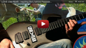 VIDEO: Love Over Fear: Behind the Making of Peaceable Kingdom: The Journey Home