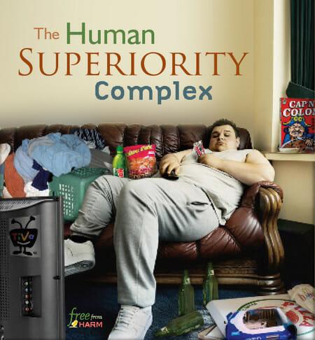 human superiority complex