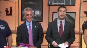 Chicago Mayor Rahm Emanuel Endorses Vegan Diet to Lower Healthcare Costs and Promote Longevity
