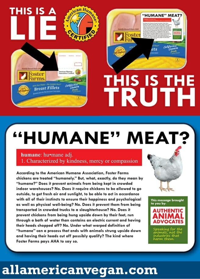 Humane Meat?