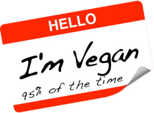 The 95% Vegan Movement and the 5% Exception
