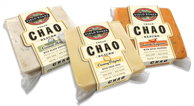 vegan chao cheese