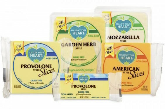 All Natural Dairy Free Cheese