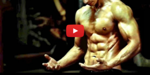 Vegan Bodybuilder Displays Superhuman Strength In Must See Video