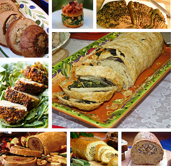 Vegan Turkey Alternatives vegan thanksgiving