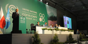 COP19 Climate Conference