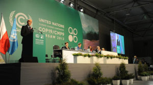 COP 19 and Climate Change: Eating Ourselves Out of a Dire Predicament