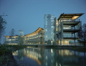 Heifer International building