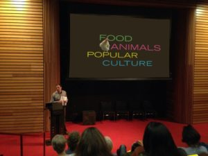 Food, Animals and Popular Culture