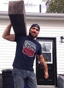 Chris Mills is a former dairy farmer turned vegan