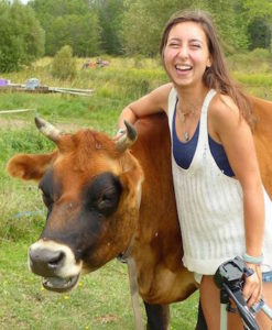 former meat and dairy farmer turned vegan