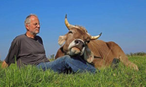 former dairy farmer turned vegan