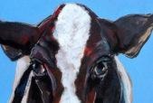 Milk 9″x12″ (acrylic on cardboard) artist: Dana Ellyn   www.danaellyn.com - See more at: http://freefromharm.org/?p=18460&preview=true#sthash.g7ZWphsG.dpuf