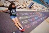 Let's Chalk About a Vegan Revolution!