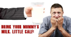 Dairy Industry Funds 'Research' to Make You Believe You Need Milk Made for Calves