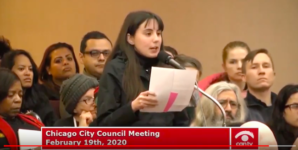 Chicago Resident Tells City Council What It's Like to Live Next to a Slaughterhouse