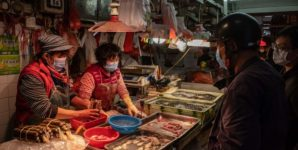 What Fauci's Call to Shut Down 'Wet Markets' Means for All Slaughterhouses